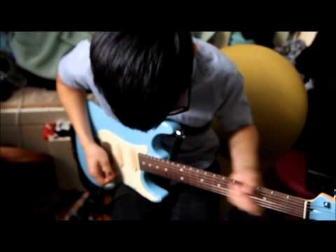 Tom Anderson Classic Demo Funk Rock Improvise - by Nicky Tong