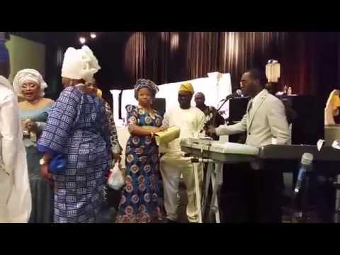 Dr. Dammy Pilgrims - Honey Weds Taiwo Nigerian Wedding, Manchester 2015. Part 3
