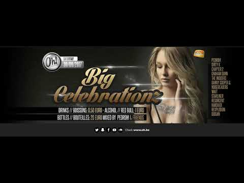 DJ Wait @ The Oh! 29-09-17 Big Celebration September