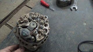 видео ВАЗ-21213 - Генератор