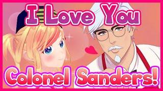 Rin Asobi Has a Boyfriend?【Colonel Sanders】