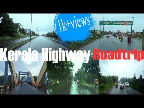 KERALA HIGHWAY ROAD