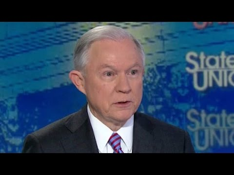 Sen. Jeff Sessions on State of the Union - Full Interview