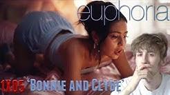 Euphoria Season 1 Episode 5 - 'Bonnie and Clyde' Reaction