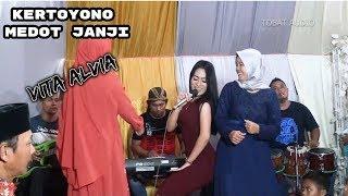 Download Mp3 Vita Alvia - Kertoyono Medot Janji Dangdut Koplo Trio Garangan