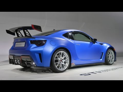 2019 Subaru BRZ STI Automatic Transmission Review  2