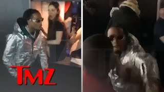 Quavo Throws Punches at Paris Fashion Week Party | TMZ