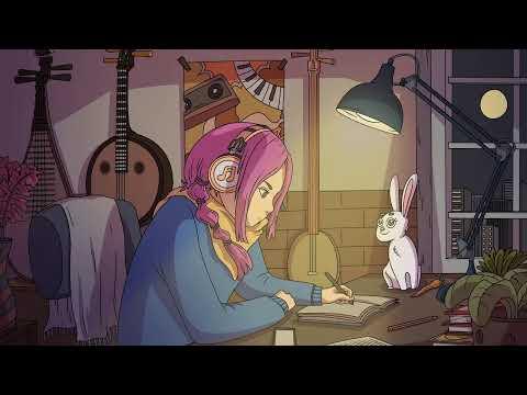 Chill Asian lofi hip hop Radio by NiNi - beats to relax/study to