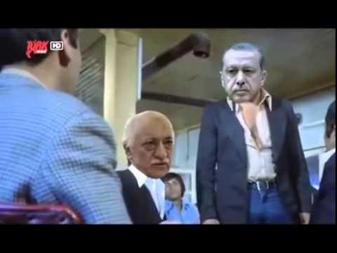 Tayyip Erdoğan haşat ediyor