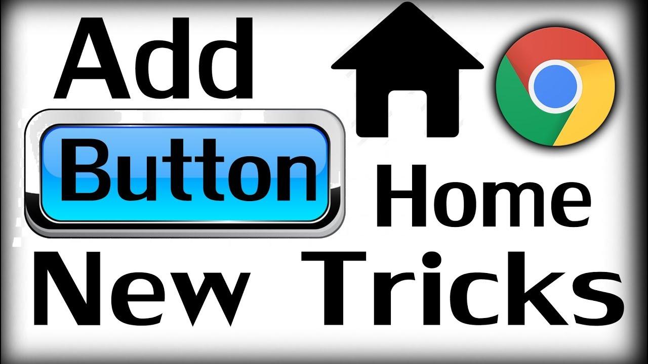Chrome Android Home Button Weg