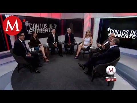 El triunfo de Andrés Manuel López Obrador / Con los de Enfrente