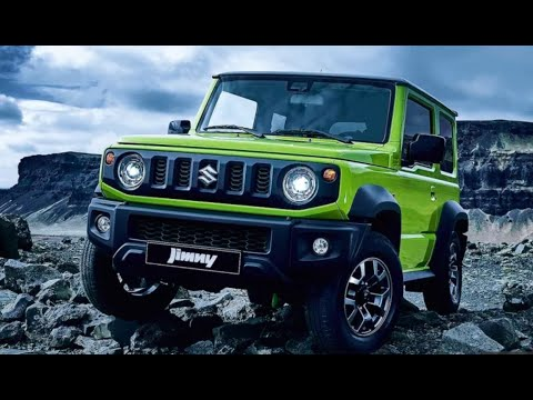 All New Bronco, Jimny, and More!