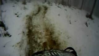 Bugey dans la neige