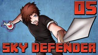 Sky Defender : Derniers Préparatifs   Jour 05 - Minecraft