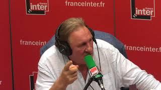 Gérard Depardieu connaît bien le Weinstein en question