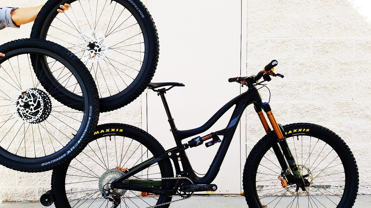 Ibis Ripmo Test Ride Review W Carbon Wheels Light Weight