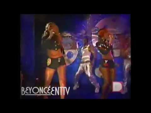 Destiny's Child MTV Live Survivor Special Part 1 - YouTube
