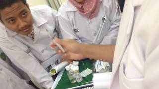 procedure for administering intradermal subcutaneous and intramuscular tutor 12 ems