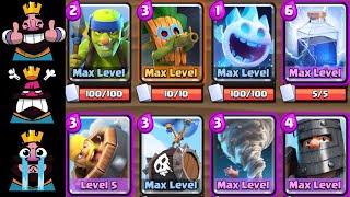Clash Royale | HUGE BALANCE CHANGES COMING in APRIL 2018 CLAN WARS UPDATE!