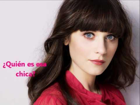 Hey girl - Zooey Deschanel - Español (New Girl)