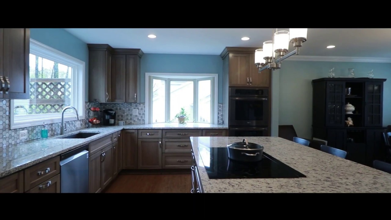 Check out this Gorgeous Burke Virginia Kitchen | NVS Kitchen and Bath |  703-378-2600