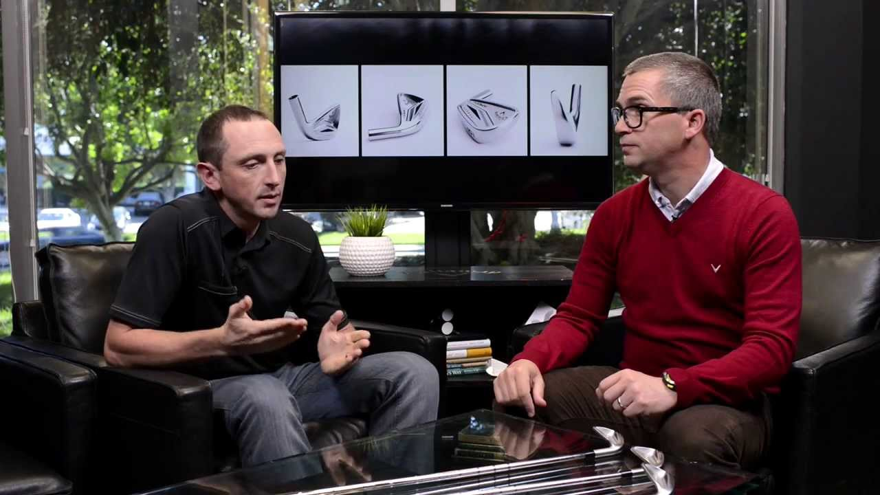 Callaway Talks - Doc Hock on Apex Pro Irons