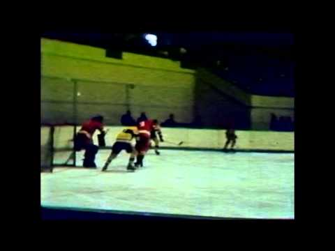 1964-1965 Dixie Flyers vs Knoxville Knights (EHL)