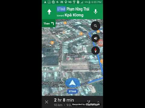 How to use navigation in the Google Maps app - Android