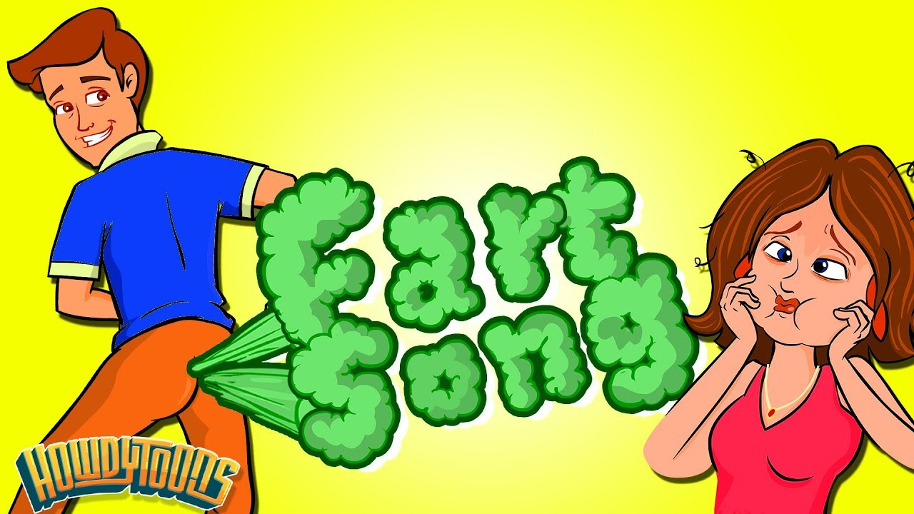Download Everybody Farts | The Farting Song | Educational and Fun | Funny Video Songs by HowdyToons Extras