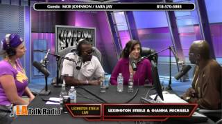 LA Talk Radio: Lexington Steele Live 2-23-15