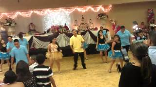 Yesenias baile sorpresa by sky dreams ds