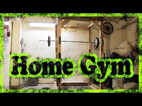 Home gym selber bauen  Home Gym selber bauen DIY : Sonstiges