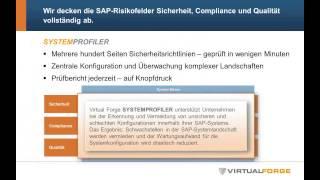 SAP Systeme unter Kontrolle  weniger Aufwand, mehr Sicherheit