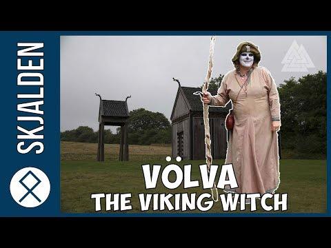 Völva The Viking Witch Or Seeress