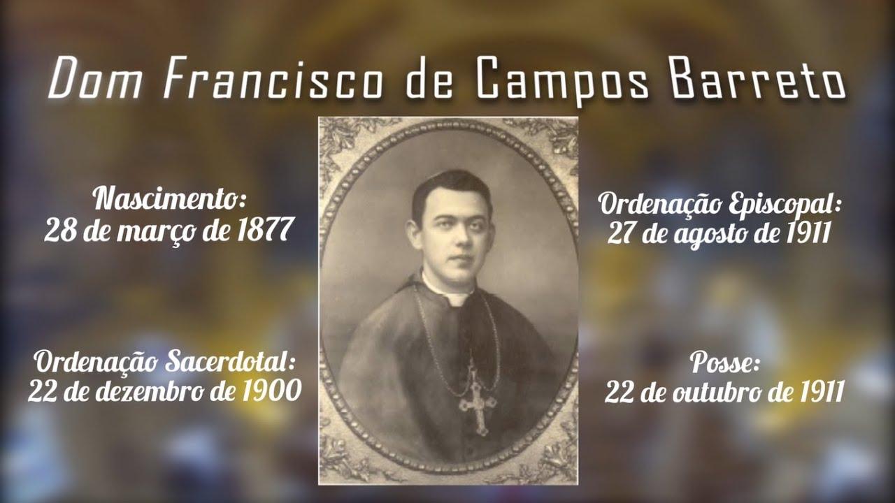 110 anos da Diocese de Pelotas | EP01 -  Dom Francisco de Campos Barreto