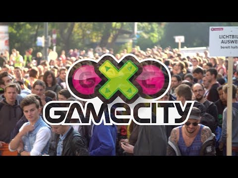 Game City 2018 - Austria's biggest Gaming Event