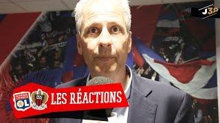 Lyon 3-2 nice : les réactions