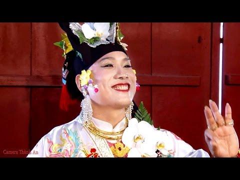 Đồng Thầy Hoàng Ngọc Thức Hầu Giá Cô Bé Thác Tại Hội Quần Tiên 3 - 2015