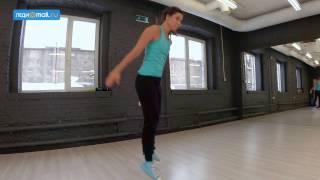Уроки танцев в Esti Studio. Тренируемся как Шакира