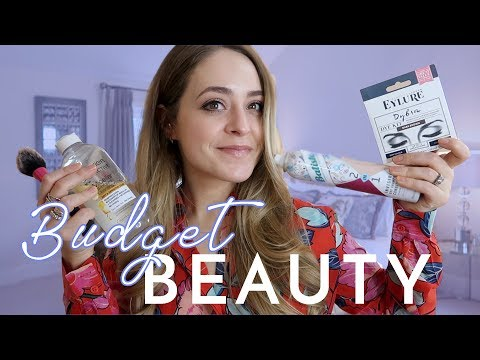 Best BUDGET Beauty Buys! | Fleur De Force