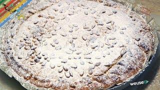 143 - Torta della Nonna...e la gente s'incolonna.. (dolce homemade con frolla e crema pasticcera)