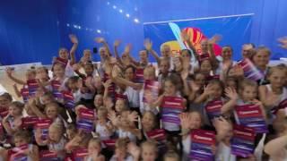 Сочи, июнь 2016 - Сборы Olympico и Центра Гимнастики Юлии Барсуковой
