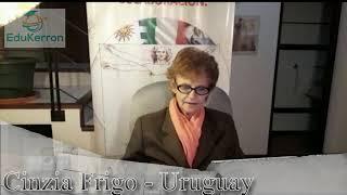 Mrs  Cinzia Frigo-Uruguay