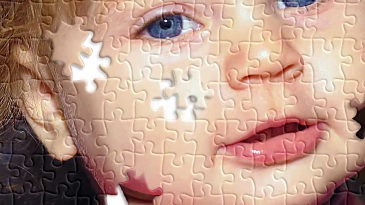 Photoshop CS5 How to Make a PUZZLE from a photo  YouTube