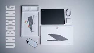 Pixelbook Go Unboxing