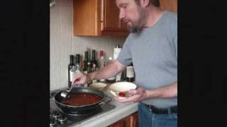 Bobs Kitchen #26 - Grilled Fish with a Fresh Peach & Tomato BBQ Sauce