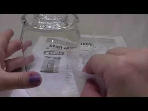 How to Make a Hurricane Lamp for a few Dollars