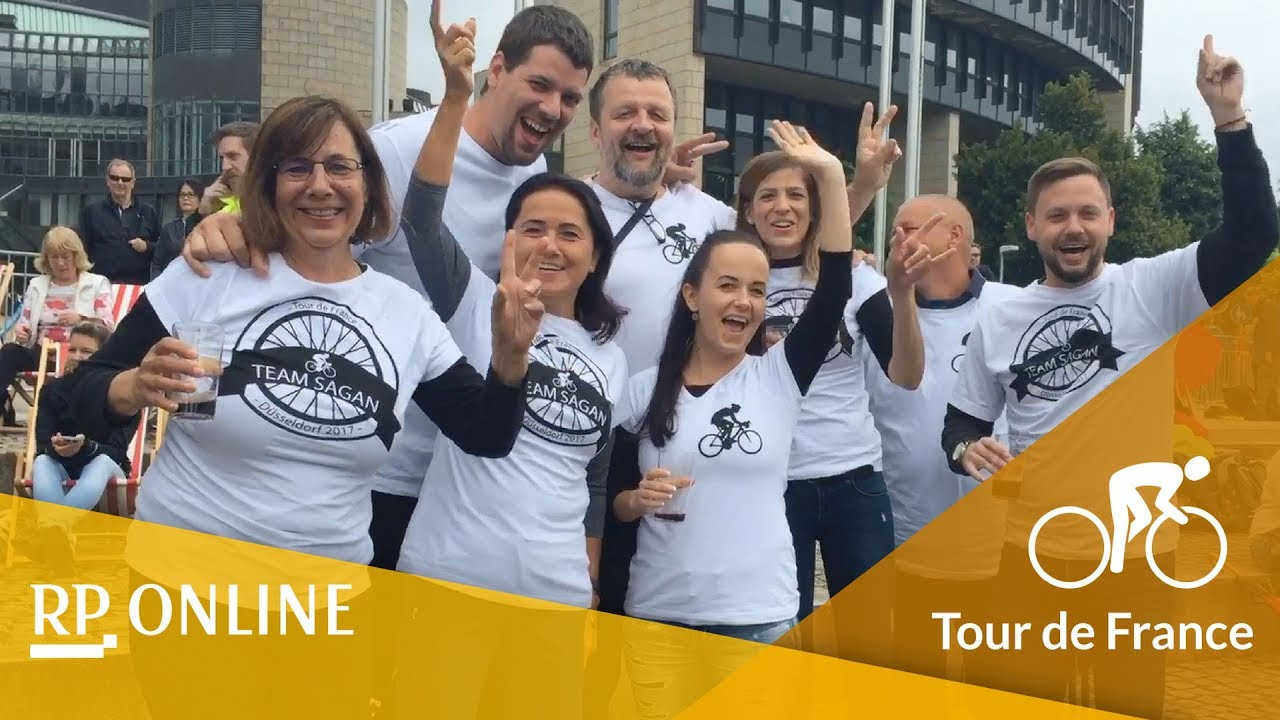 Tour De France 2017 So War Etappe 2 In Düsseldorf Mönchengladbach