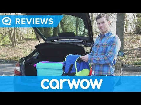 Skoda Octavia 2017 practicality review | Mat Watson Reviews