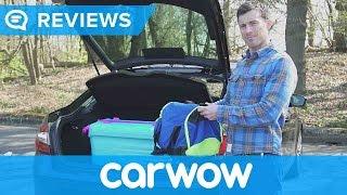 Skoda Octavia 2017 practicality review   Mat Watson Reviews
